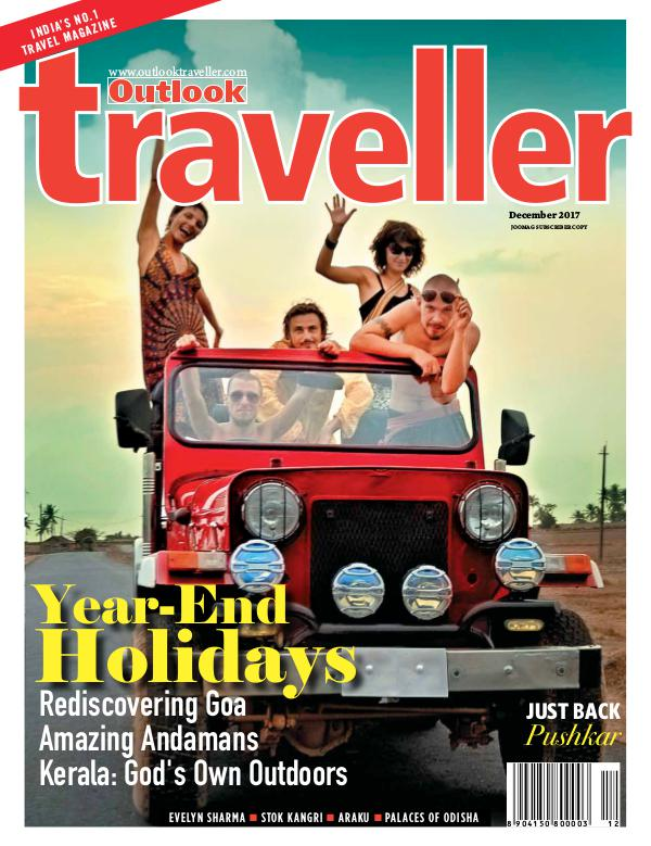 Outlook Traveller, December 2017