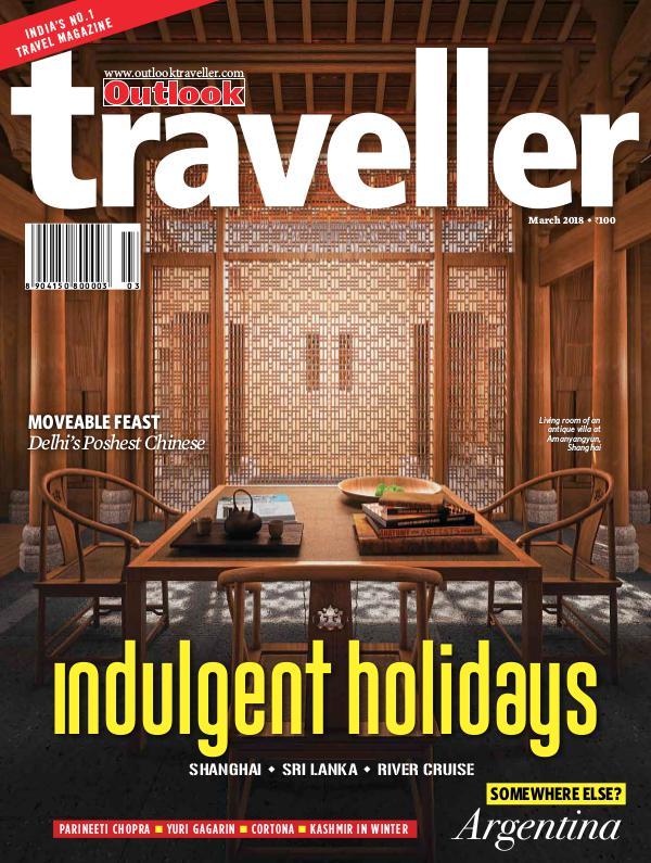 Outlook Traveller, March 2018