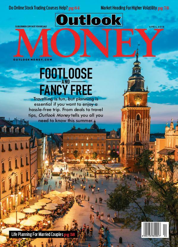 Outlook Money, April 2018