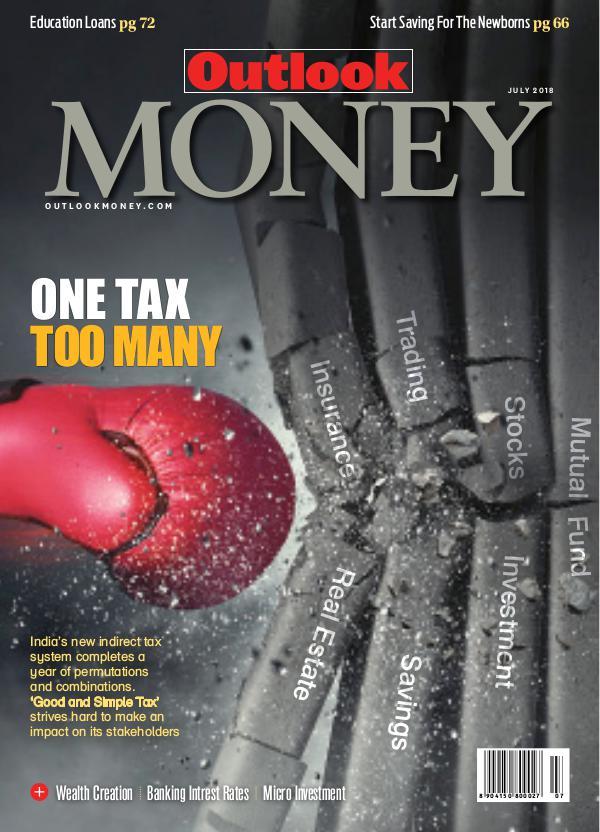 Outlook Money, July 2018