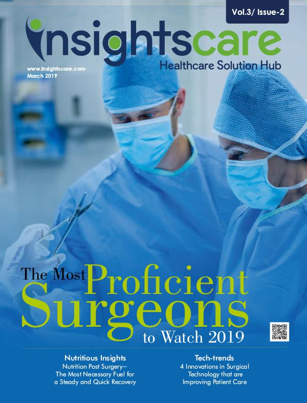 The Most Proficient Surgeons to Watch 2019 The Most Proficient Surgeons to Watch 2019-SMALL