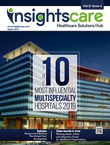The 10 Most Influential Multispeciality Hospitals