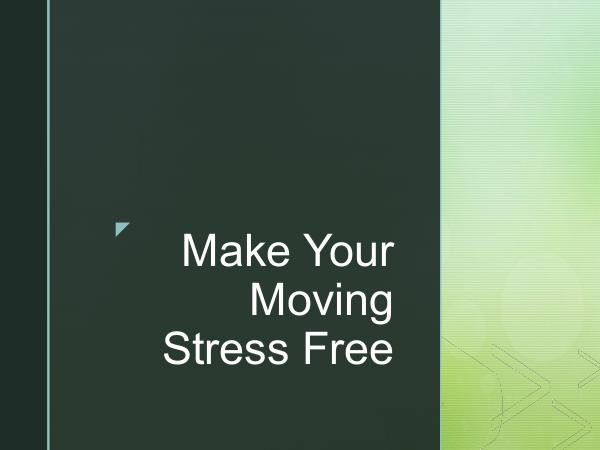 Moving Unlimited Make Your Moving Stress Free