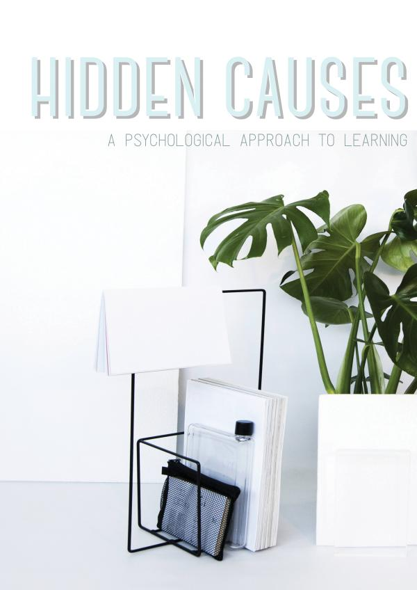 Hidden Causes - a Psychological Approach to Learning Draft Ver.