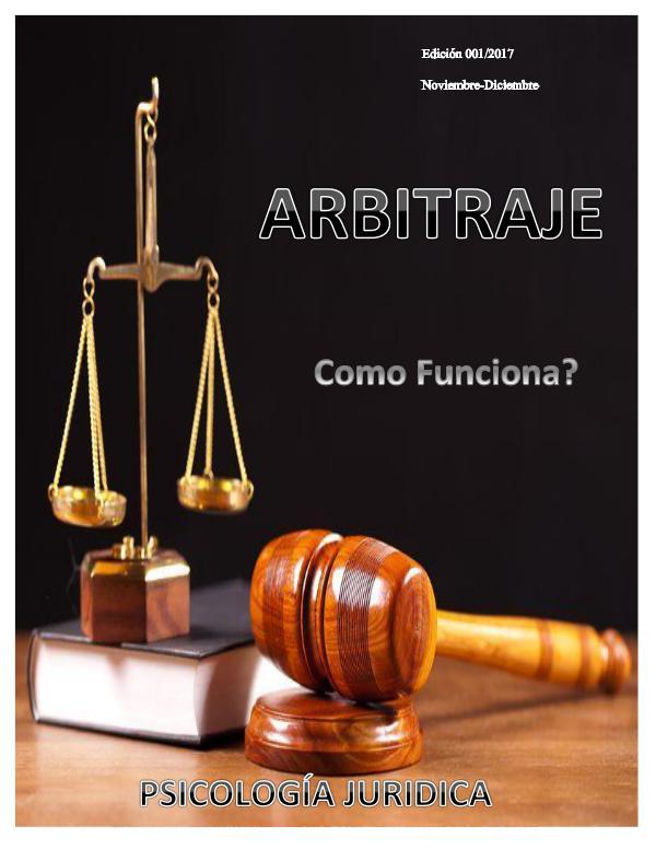 Arbitraje arbitraje