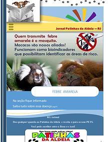 Jornal Patinhas da Aldeia - Edição 03