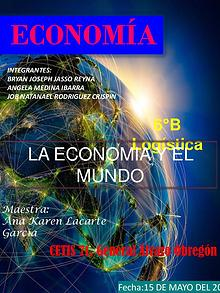 La economia y el mundo