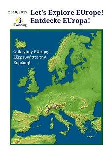 Let's Explore EUrope! Entdecke EUropa!