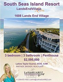 CAPTIVA | 1608 Lands End Village