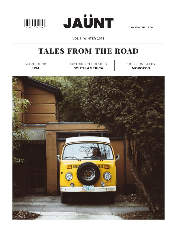 Jaunt Magazine Magazine_ONLINE