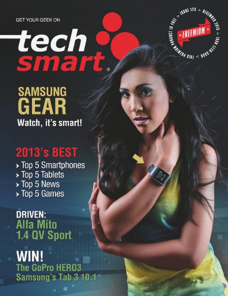 TechSmart 123, December 2013