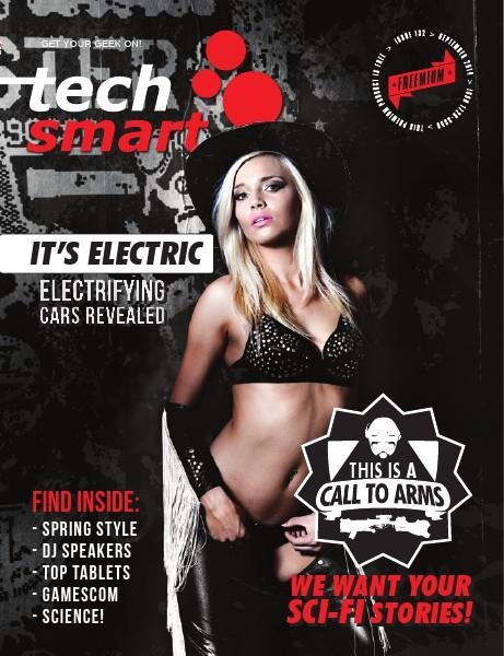 TechSmart 121, October 2013 TechSmart 132, September 2014