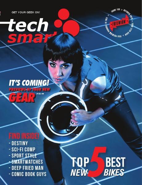 TechSmart 121, October 2013 TechSmart 133, Octobert 2014
