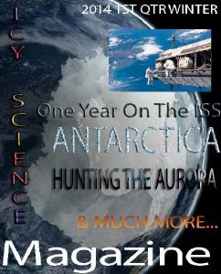 ICY SCIENCE MAGAZINE WINTER 2014 Vol 2