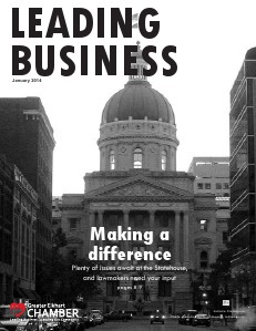 Leading Business January