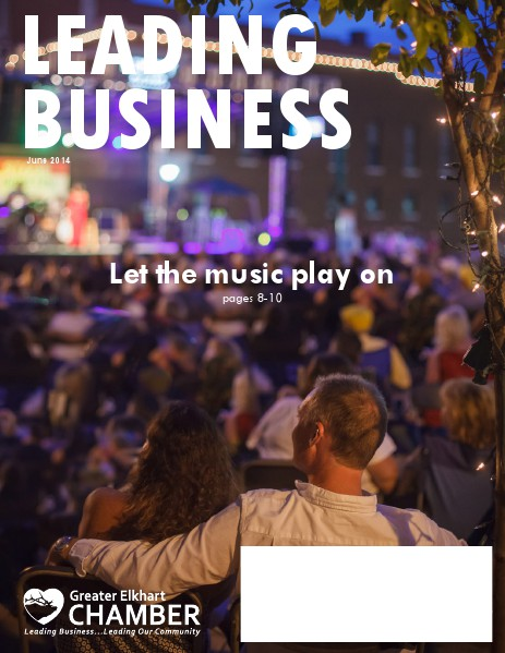 Leading Business June