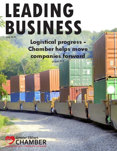 Leading Business July