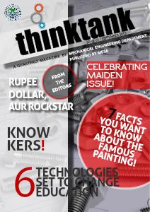 thinktank Sept 2013