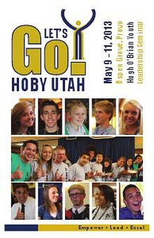 HOBY Utah Seminar Program Book