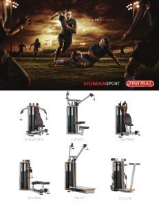 Star Trac Fitness | Human Sport