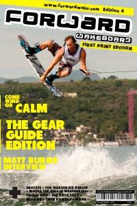 Forward Wakeboard Magazine Edition 4