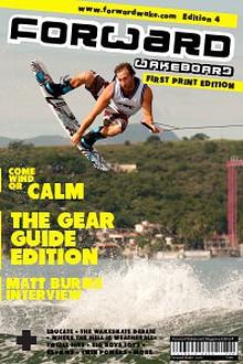 Forward Wakeboard Magazine
