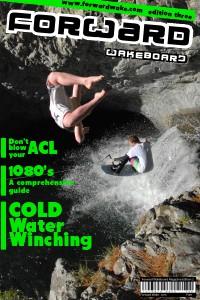 Forward Wakeboard Magazine Edition 3