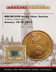 ORCOEXPO Stamp Show Auction