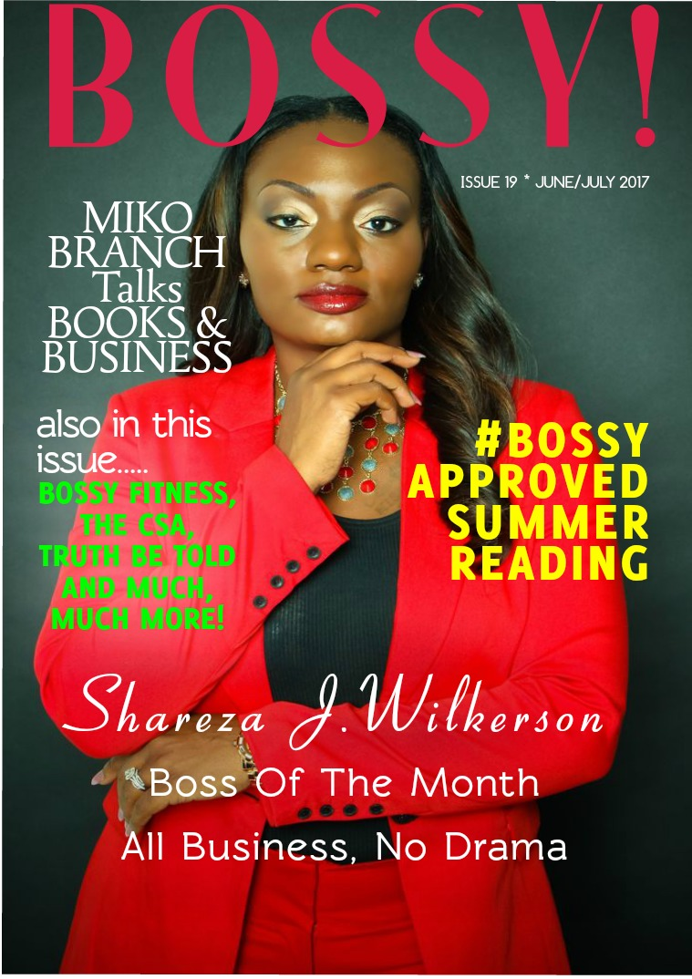 Issue 19 June/July 2017