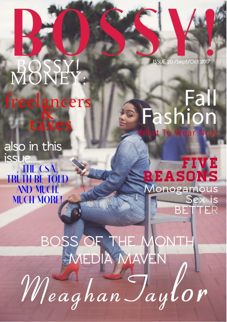 Bossy! Magazine Issue 20 September/October 2017