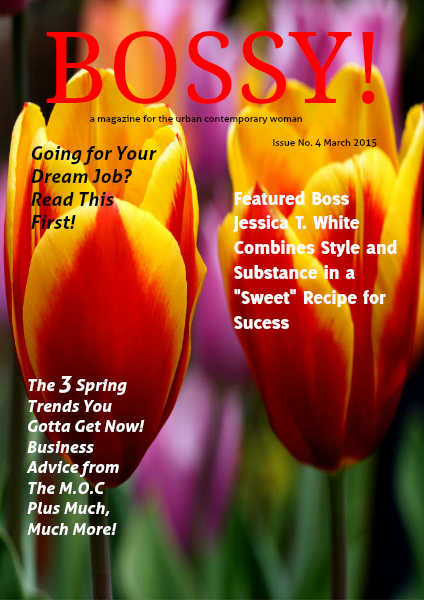 Bossy! Magazine Issue 4 March 2015