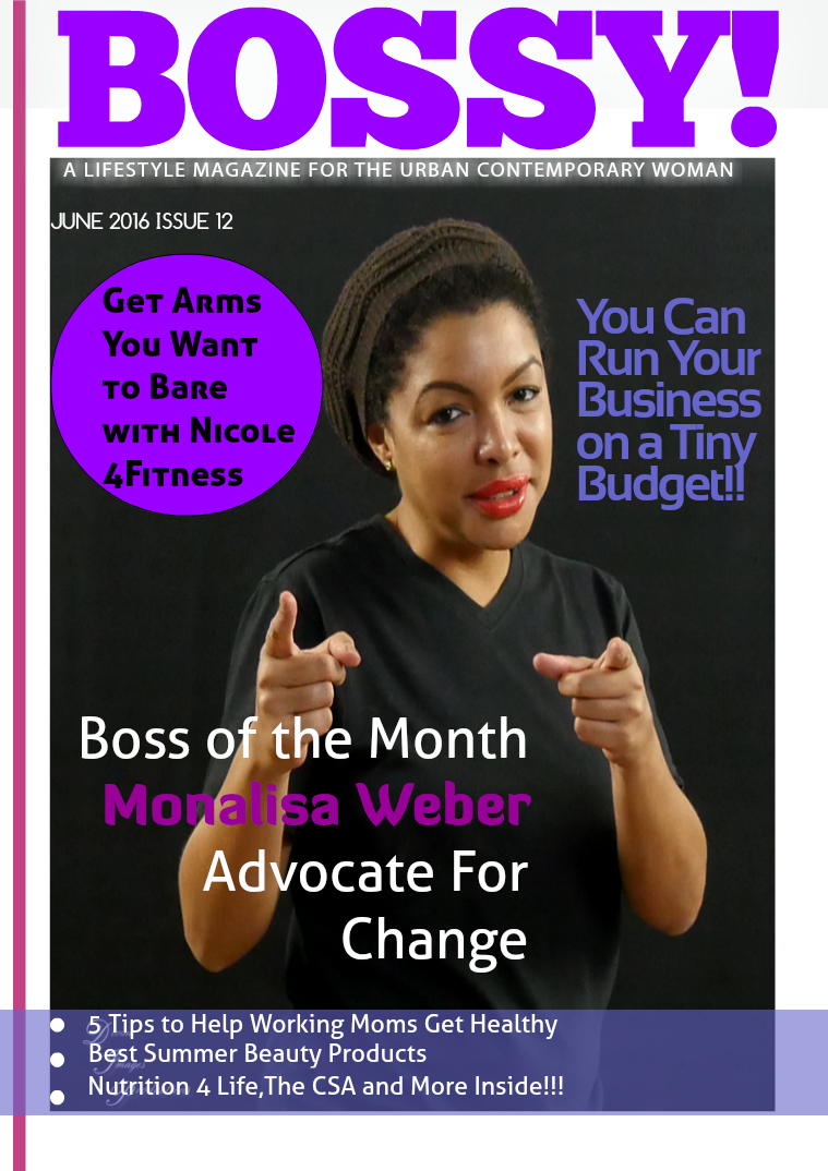 Bossy! Magazine June 2016 Issue 12