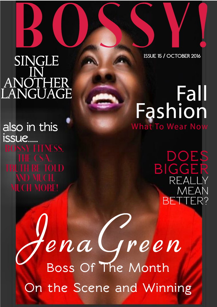 Issue 15 October 2016