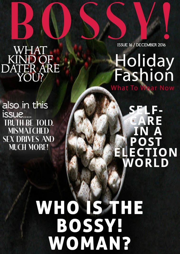 Bossy! Magazine Issue 16 December 2016