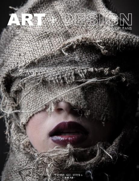 ART+DESIGN Winter 2015 | Bound