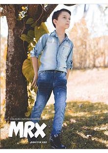Catálogo Inverno 2018 MRX JEANS