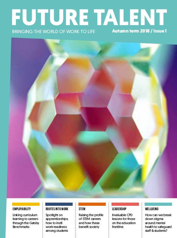 FUTURE TALENTED Autumn Term 2018 - Issue 1