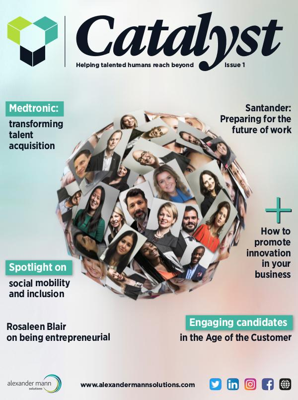 CATALYST Issue 1
