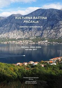 Kusevic B. (2017). Kulturna bastina Prcanja anketno istrazivanje