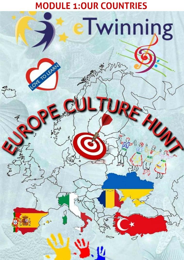 Europe Culture Hunt:MODULE 1 Module 1