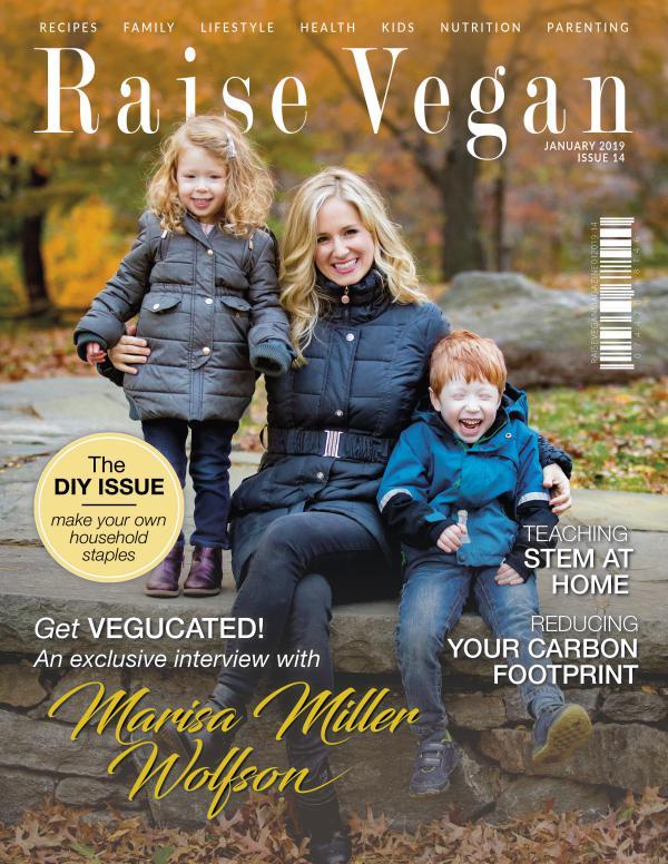 Raise Vegan January 2019