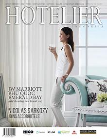 Hotelier Indonesia Magazine 30th Edition