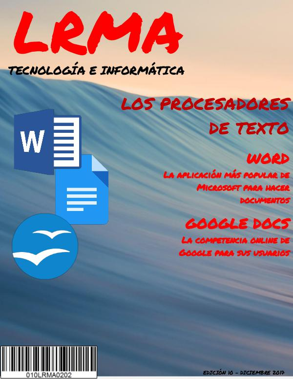 LRMA: TECNOLOGÍA E INFORMÁTICA REVISTA LRMA FINAL10