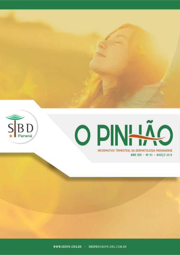 O Pinhão - Março/2018 O PINHÃO MARÇO.PDF
