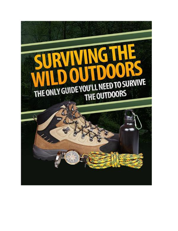 Surviving The Wild Outdoors Surviving_the_Wild_Outdoors