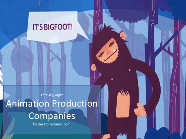 Animation Production Companies Right Animation Production Companies