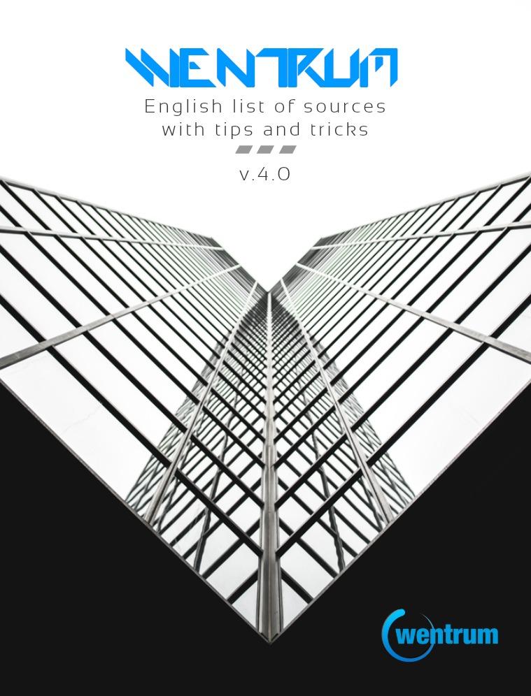 Wentrum English Studying Platforms v.4.0