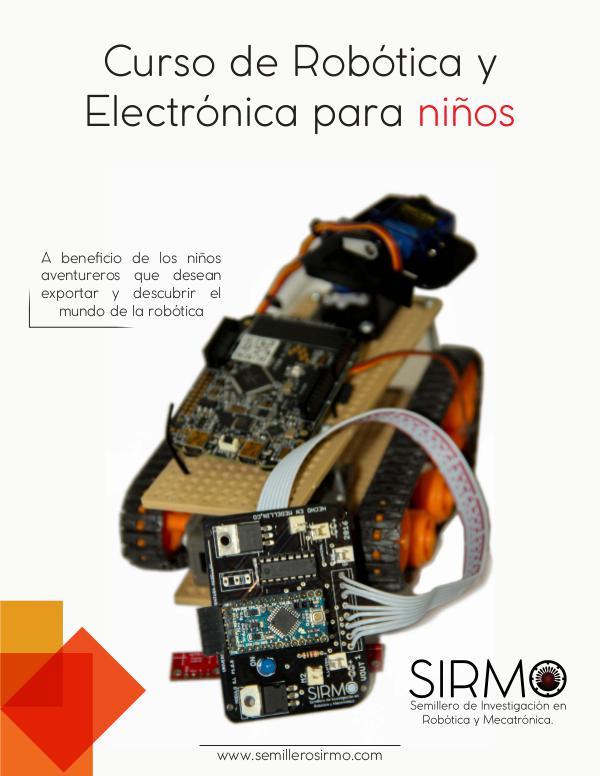 Guía básica electrónica Guía Electrónica para niños