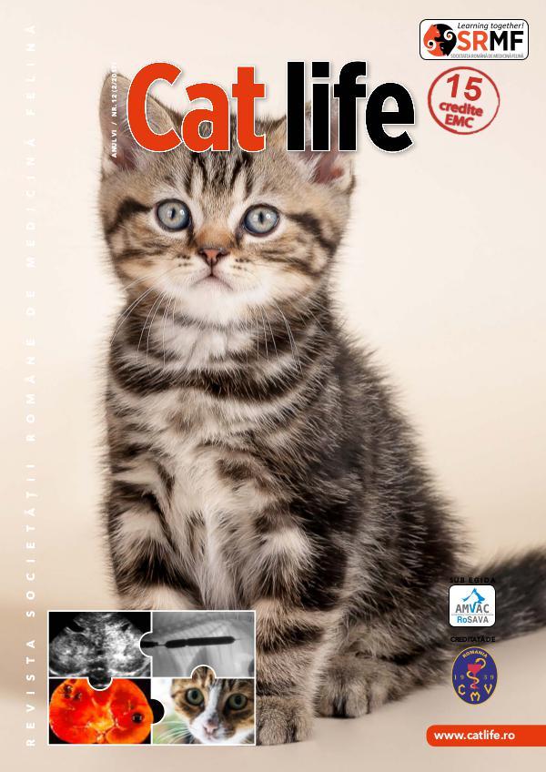 Revista CatLife nr.2/2017 Revita CatLIFE nr 2-2017-