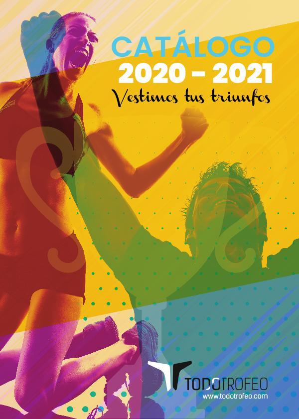 Todotrofeo Catálogo Todotrofeo 2020 - 2021